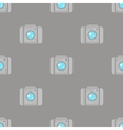 Digital Camera Seamless Pattern vector image vector image