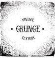 grunge retro urban texture abstract vintage vector image vector image