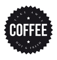 Coffee Take away lettering vector image vector image