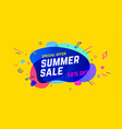 sale discount banner speech bubble banner vector image