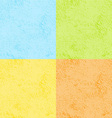 set seamless walls pattern vector image vector image