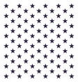 stars pattern set icons vector image