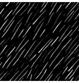 Abstract seamless ink pattern on black background vector image vector image