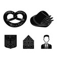 cooking symbols clothing and other web icon in vector image vector image