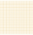 graph paper background vector image vector image