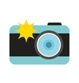 camera photographic photo icon vector image vector image