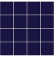 Grid Square Royal Blue Background vector image vector image