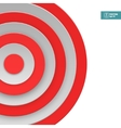 Abstract Target Background vector image