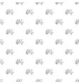 cupid pattern seamless vector image