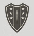 military logo army patch design elements