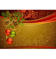 Gold christmas background vector | Price: 3 Credits (USD $3)