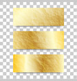 Gold Texture vector image