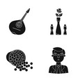 suit business concert and other web icon in vector image vector image