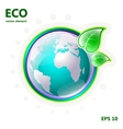 element for design ecology vector image vector image
