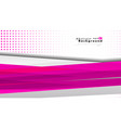 bright abstract background template pink with a vector image