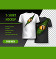 t-shirt template fully editable with torn clothes