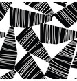 abstract monochrome collage seamless vector image