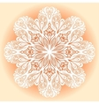 Beautiful Deco Mandala vector image vector image