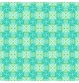 Floral ornamented pattern vector image vector image