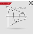 mathematics functions vector image vector image