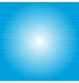 Blue tech texture design vector image vector image