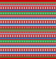 wrapping paper for christmas vector image vector image