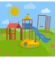 Children Playground vector image