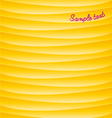 background yellow bright sunny eps vector image vector image