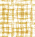 seamless pattern of checkered brush strokes vector image vector image