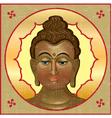 Buddha Icon vector image vector image