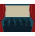 movie film cinema room icon graphic vector image