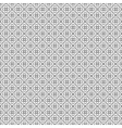 Star geometric seamless pattern Fashion graphic vector image vector image