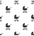 Baby transport icon in black style isolated on vector image
