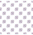 atomic cube pattern seamless vector image