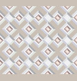 diamond seamless pattern geometric diagonal vector image