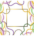 party pattern cartoon vector image