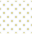 benzene molecule pattern seamless vector image vector image