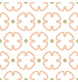 geometric seamless geometric oriental style vector image vector image