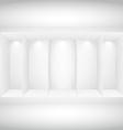 multiple display windows vector image
