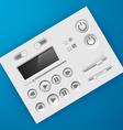 UI kit vector image