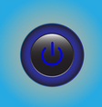 Start power button design vector image