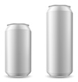 can of beer 04 vector image vector image
