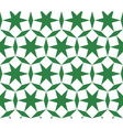 Seamless islamic ornament - girih pattern vector image vector image