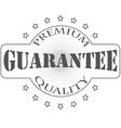 premium garantee vector image