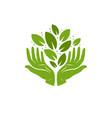 ecology logo environment nature natural symbol