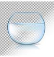 acvarium transparent background vector image
