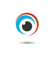 abstract icon concept concept design vector image