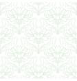 floral vintage damask pattern vector image vector image