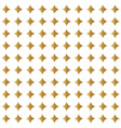 popular abstract gold european gorgeous oval vector image vector image