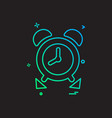 time pass icon design vector image
